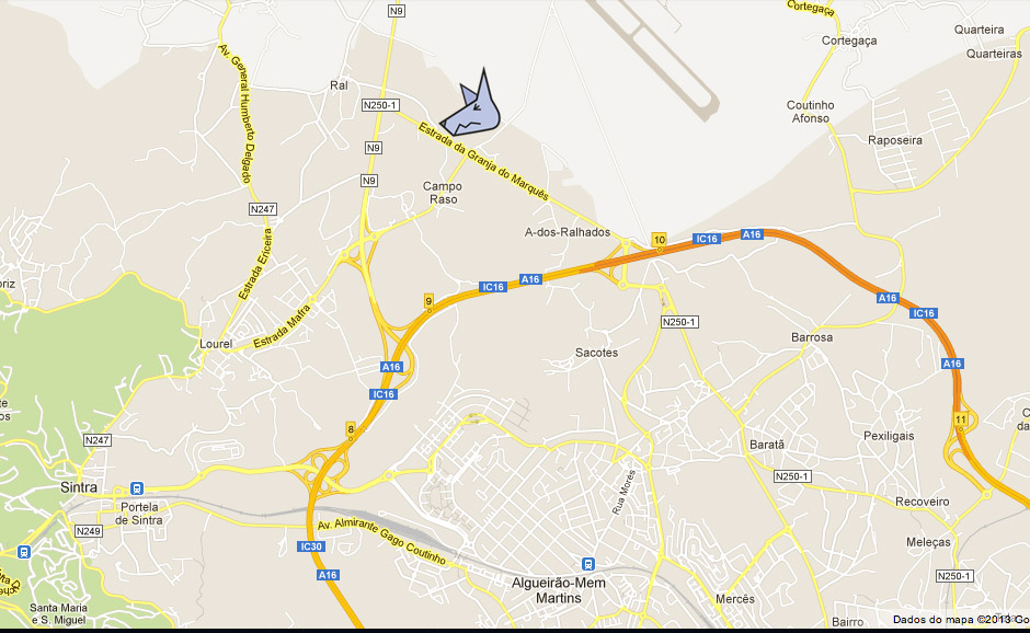 AUDITIV - Mapa